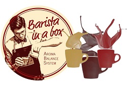 Nivona Barista in a box